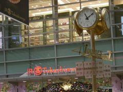 名古屋の高島屋でウィンドウショッピングを楽しみました