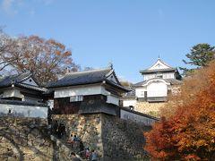 201411-09_中国地方の紅葉狩り(高梁松山城)/Takahashi Matsuyamajo Castle in Okayama