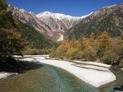 200910-03_長野トレッキング旅行(上高地)/ Trekking in Nagano(Kamikochi)
