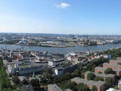 ドイツ旅行 バルト海沿岸の街 1-2 ハンブルク