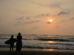 誕生日プレゼントは台湾旅3★高雄★夕陽と夜景を見に旗津半島へ!