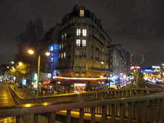 シニアの極寒パリ路線バスの旅 ①北京経由パリへ   2014年12月