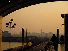 上海★早起きして地下鉄とリニアで空港へ