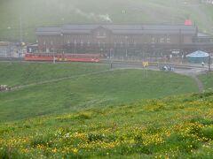 スイス旅行10日間-14 アイガーハイキング、でも見えない( ;∀;)