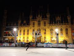 今年もクリスマスマーケットはベルギー・ドイツへ③(アントワープ、ブリュージュへ)