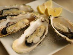 栄でランチは、牡蠣づくし2  「おつかれさま忘年会」! THE OYSTER ROOM By Gumbo&Oyster Bar  【2014年12月7日】