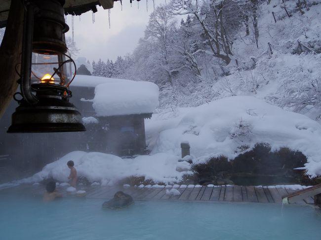 12月の平日木・金と有休をとって母と秋田の乳頭温泉へ。去年からずっと行きたいねと言っていて、今年ついに実現。JRびゅうで予約をして、鶴の湯温泉離れ本陣1泊、新幹線往復付きで一人3万900円。国内1泊旅行に3万円もかかるなんて高い気がするし、これだけのお金があったら台湾に行けちゃうけど、新幹線往復だけで3万円以上するので、実はお得。 念願の雪見温泉は最高だったし、湯めぐりも楽しかったので、またぜひいつか行ってみたいなあ。