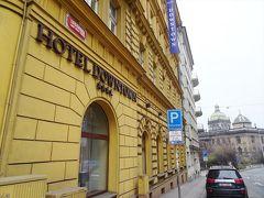 2014年12月プラハ(04) ホテル:EAホテルダウンタウン