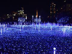 ☆4 東京ミッドタウンスターライトガーデンクリスマス 2014