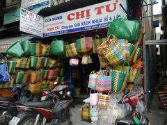 東南アジア1か月の旅 ベトナム編�ホーチミンを歩く �2014・12・17