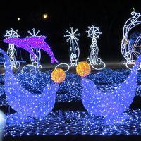 2014年・大阪*光の饗宴 大阪城3Dマッピング「スーパーイルミネーション」