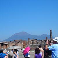 イタリア縦断13日間の旅 ⑦6月11日 ポンペイ、37年前の無念を晴らす