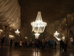 秋のポーランド世界遺産巡り その4 ヴィエリチカ岩塩坑を満喫する