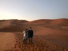 2014年末 モロッコ周遊8日間(2) エルフード~ワルザザード