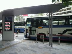 名古屋と京都へのハイウエーバスの旅