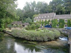 2014夏 イギリス 19:コッツウォルズ、カッスルクームとテッドベリーとバイブリー