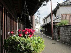 大和・五條 初夏の新町通りに残る江戸時代の街並み散策ぶらぶら歩き旅