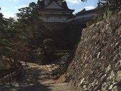 マイル片道分で高知城【日本100名城】