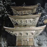 初詣は、寒河江慈恩寺の花火でぱーっと!