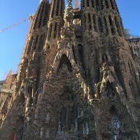 バルセロナへ初めての海外一人旅!【1日目】