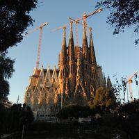 3泊5日 ☆ 念願のバルセロナ&ちょこっとタラゴナ