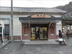 峠の釜飯で有名な横川駅。