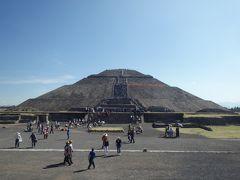 2014年末は11日間+αで世界一周の旅【2ヶ国目メキシコ】ティオティワカンの帰りにスリにやられたメキシコシティ