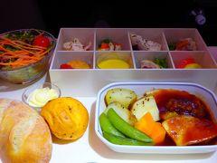JAL特典航空券:ビジネスクラスで行く年末のバンコク[搭乗記]