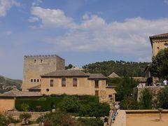 ヨーロッパ5ヶ国周遊とバンコク 17 アルハンブラ宮殿無料観光編 2014年6月12日