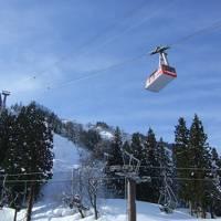 越後湯沢でスキー&雪遊び@湯沢高原スキー場