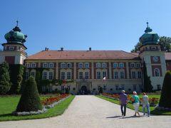 ポーランド旅行④(ワニツト城、デンブノの木造教会)