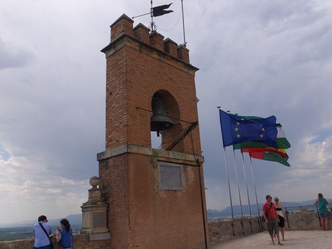 ヨーロッパ5ヶ国周遊とバンコク 20 アルカサーバ再訪編 2014年6月13日