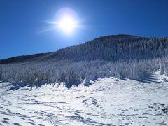 2014 ラスト・クライミング&2015 スタート雪山 ~手探りの縞枯山~