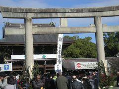 真清田神社に行ってきました