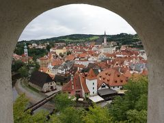 2014年夏 中欧の旅 vol.1(プラハ~チェスキークルムロフ)