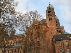 ●ツアーでドイツを巡る&年越し!①1日目出発~2日目前半:シュパイヤー大聖堂●