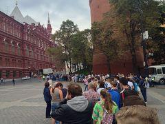 おじさんぽ・おばさんぽ ~本当はすごくいい国だったロシア旅~ Day11 (バックパック背負ったまま入るレーニン廟)