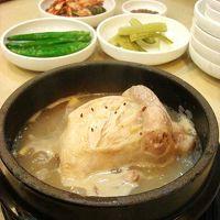 穏やかな韓国料理を追ってみる