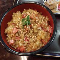 伊豆高原のランチは、だんらんさんのポキ丼