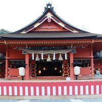 浅間大社本宮参拝
