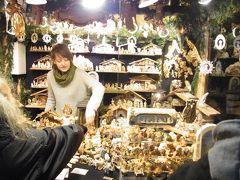 クリスマスのウィーン6(クリスマス・マーケット)