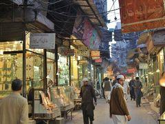 再びPAKISTAN7 ジュエリーバザールを抜け白亜のモスクへ  Peshawar