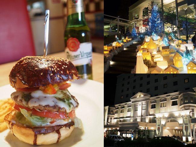 ある日突然<br /><br />「名古屋に行くぞ!」<br /><br />と言い出した相方。<br /><br />え〜突然やなぁ。<br />と言いながら急いで行ってみたいお店をチェックする。<br /><br />なんだか結局食べてばかりの旅行になりました。<br />ホテルもいい部屋に泊まることが出来てゆっくりすることができました。