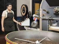 コスタリカコーヒー農園見学