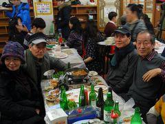暮れのソウルで楽しい市場巡り・・・そして最高級韓牛の「お持ち込み焼肉」、再び