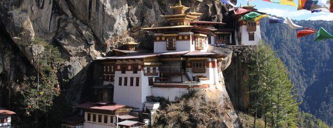 ブータンの旅(9)〜タクツァン僧院、キ...