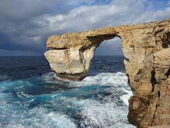 地中海のマルタ島で年越し(2015年01月旅行記)