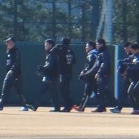2015年最初の三連休・・・・・�浦和球場へ新人合同自主トレ見学