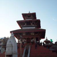 2015ネパール旅行② タイ・バンコク~ネパール・カトマンズ ダルバール広場とその周辺