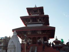 2015ネパール旅行① タイ・バンコク~ネパール・カトマンズ ダルバール広場とその周辺